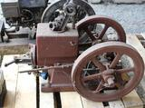 Keller by Bloomer Machines 1.5HP Gas Engine, Missing Some Parts
