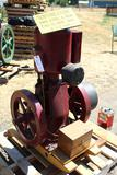 Northwestern Steel and Iron Co 3.5HP Gas Engine, Model 33,