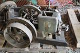 Fuller and Johnson 1.5HP Gas Engine, Appears Complete, Engine is Stuck