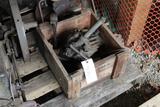 Fuller & Johnson Pump Jack Engine in Parts