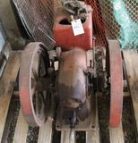 McCormick Deering International Type M 3HP Gas Engine, Appears Complete, Original Condition