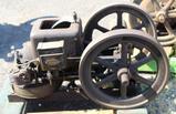 2HP Sprayer Engine Manufactured for Bean Sprayer Pump Co.