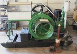 Mogul 4HP Horizontal Gas Engine, Restored, Mag,