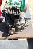 Briggs and Stratton Kick Start Engine, Model U