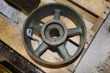 Gas Engine Pulley