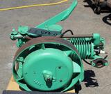 Nelson Bros Co Kick Start Single Cylinder Gas Engine, 5/8th HP