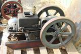 Frost King Junior 1 3/4HP Gas Engine, Complete