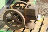 McCormick Deering 1.5HP Gas Engine, Missing Some Parts,