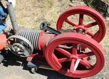 Standard Ideal Air Cooled 1HP Gas Engine