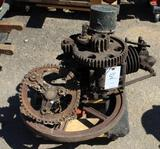 Aermotor Air Cooled Gas Engine or Windmill Engine