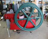 Famous Manufactured by International Harvester 6HP Gas Engine, Complete Project Engine