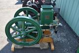 Dempster 3HP Gas Engine, Complete and Fully Restored