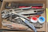 PIPEWRENCHES AND ADJUSTABLE WRENCHES