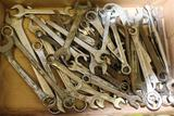 OPEN END AND BOXED END WRENCHES