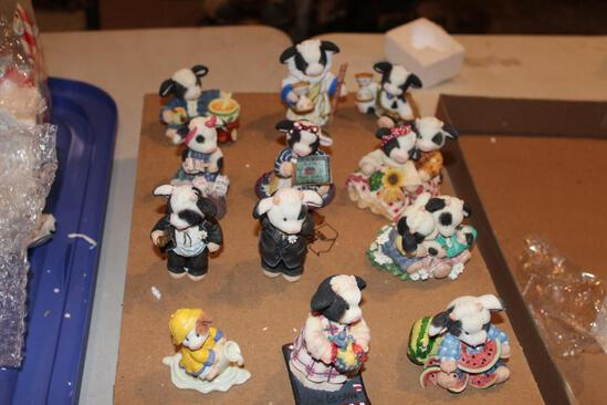 (11) Mary's Moo Moos Collection