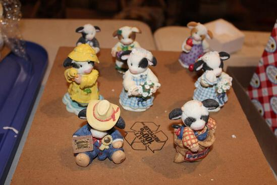(8) Mary's Moo Moos Collection