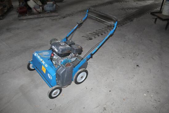BLUE BIRD INTERSEEDER WITH HONDA GX160 5.5 HP ENGINE