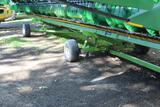 Parker 320 Head Trailer, low rubber, for up to 30' heads
