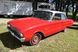 ***1960 Ford Falcon, 2 Door, Auto, In-line 6 Cyl, 59942 Miles Showing, Not Running, VIN- 0K11S153071