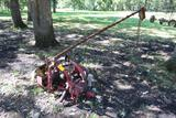 New Holland 451 Sickle Mower, 7' Bar, Mounted, Pitmanless