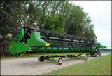 2012 JD 630F Hydraflex Flexhead, F/A, Lo DAM, SN- 1H00630FVC0746197