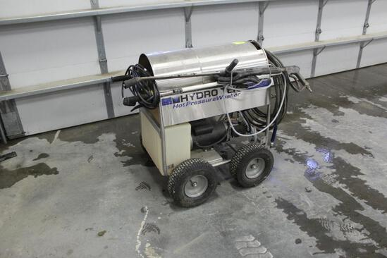 HYDROTECK HOT WATER PRESSURE WASHER, 1500 PSI, 2GPM
