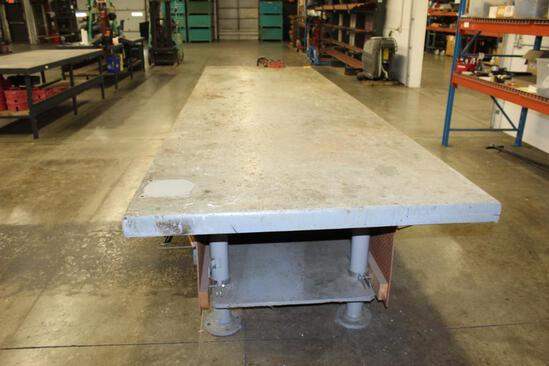 "49"" x 162"" HD Woodworking Bench"