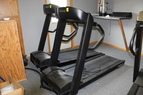 Landice L7 Pro Sports Trainer Treadmill, Needs Motherboard