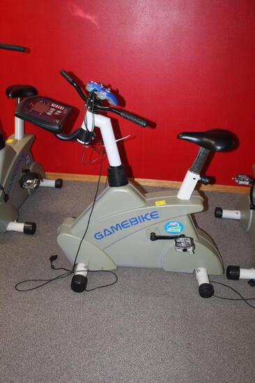 CATEYE Upright Small Gamebike Fitness Pro