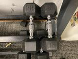 15lb and 20lb Dumbbell