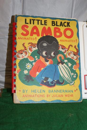 'LITTLE BLACK SAMBO' BOOK