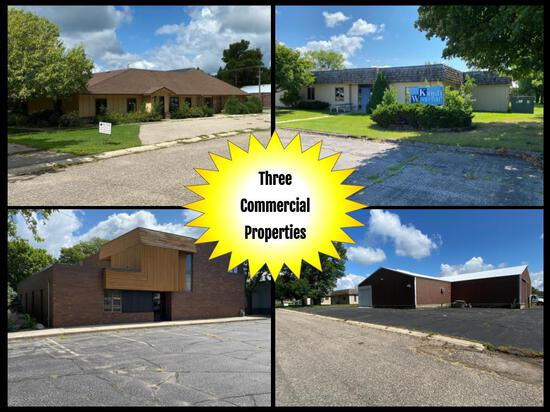 3 Commercial Properties - KandiWorks DAC Inc.