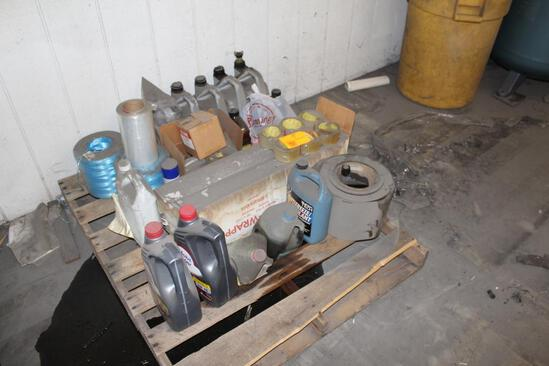 MISC. OIL; TWINE; MISCELLANEOUS ITEMS