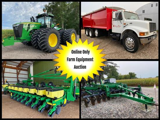 SWANSON FARMS INVENTORY REDUCTION FARM EQUIPMENT