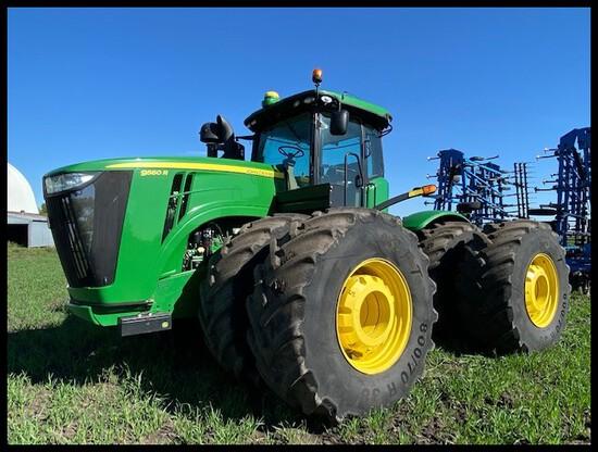 FARM EQUIPMENT RETIREMENT AUCTION FOR B&C FARMS