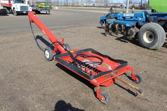 "Buhler/Farm King 8"" Hyd Drive Jump Auger"