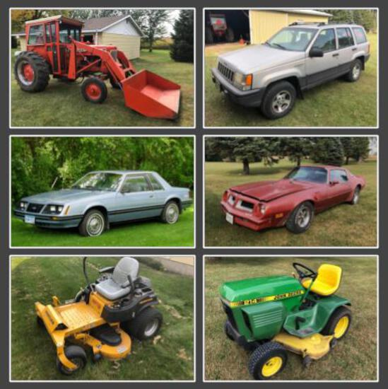 CHARLES CLARK ONLINE AUCTION