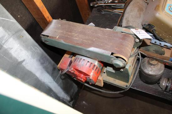 MSSCO MODEL BDS-446 BELT SANDER