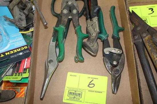 TIN SNIP AND AVIATION SNIPS