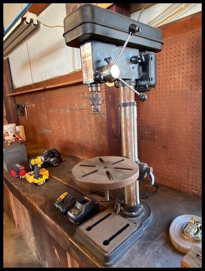 Cal Hawk 5 Speed Bench Top Drill Press