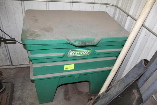KLEEN TEC POLY PARTS WASHER