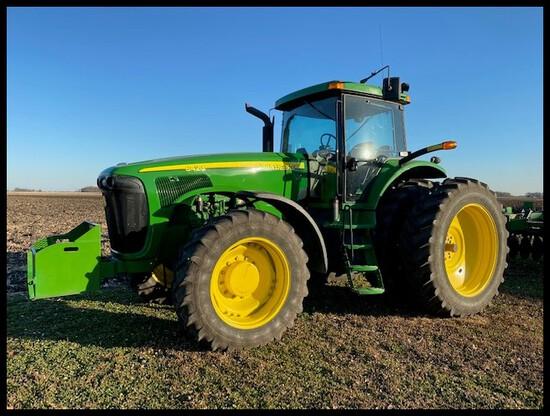 FARM EQUIPMENT AUCTION FOR LEON & SUSAN HOFFMANN