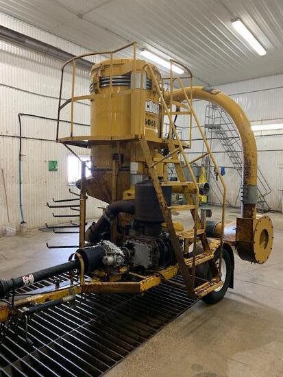 2014 VacBoss VB6068 Grain Vac