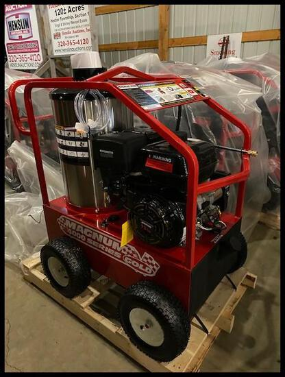 Easy Kleen Hot Water Pressure Washer, Totally Self Contained, Brand New