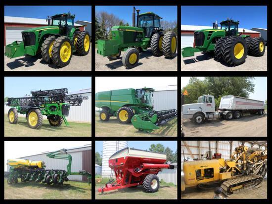 DALE D. ANDERSON ESTATE D&J FAMILY FARMS, LLC FARM