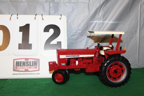 1/16 INTERNATIONAL 544; NARROW FRONT; SOME FRONT WEIGHTS;