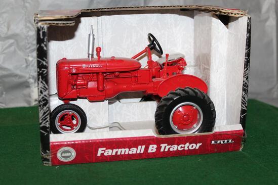 1/16 FARMALL B, BOX HAS LIGHT WEAR