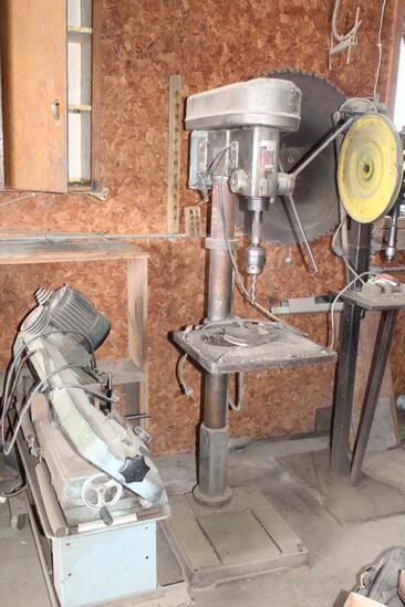 Duracraft Floor Model Drill Press, Model PD22-12