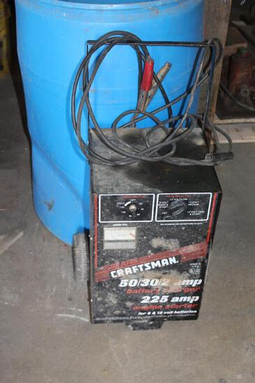 Craftsman Battery Charger/Booster