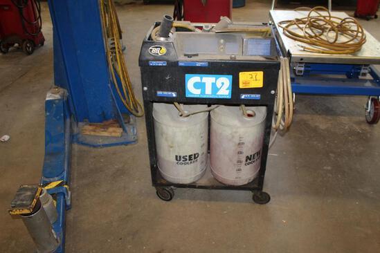 CT2 Coolant Transmission System on Cart